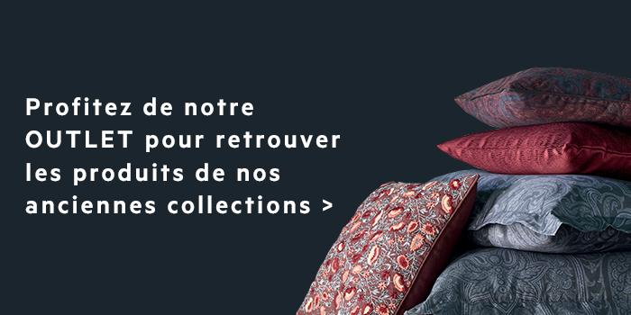 Profitez de notre OUTLET pour retrouver les produits de nos anciennes collections