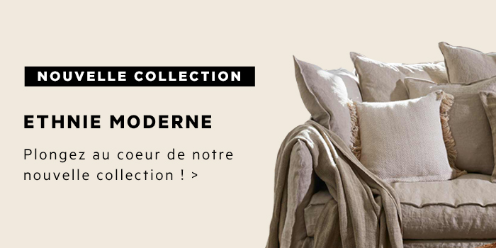 Nouvelle collection : Ethnie Moderne !