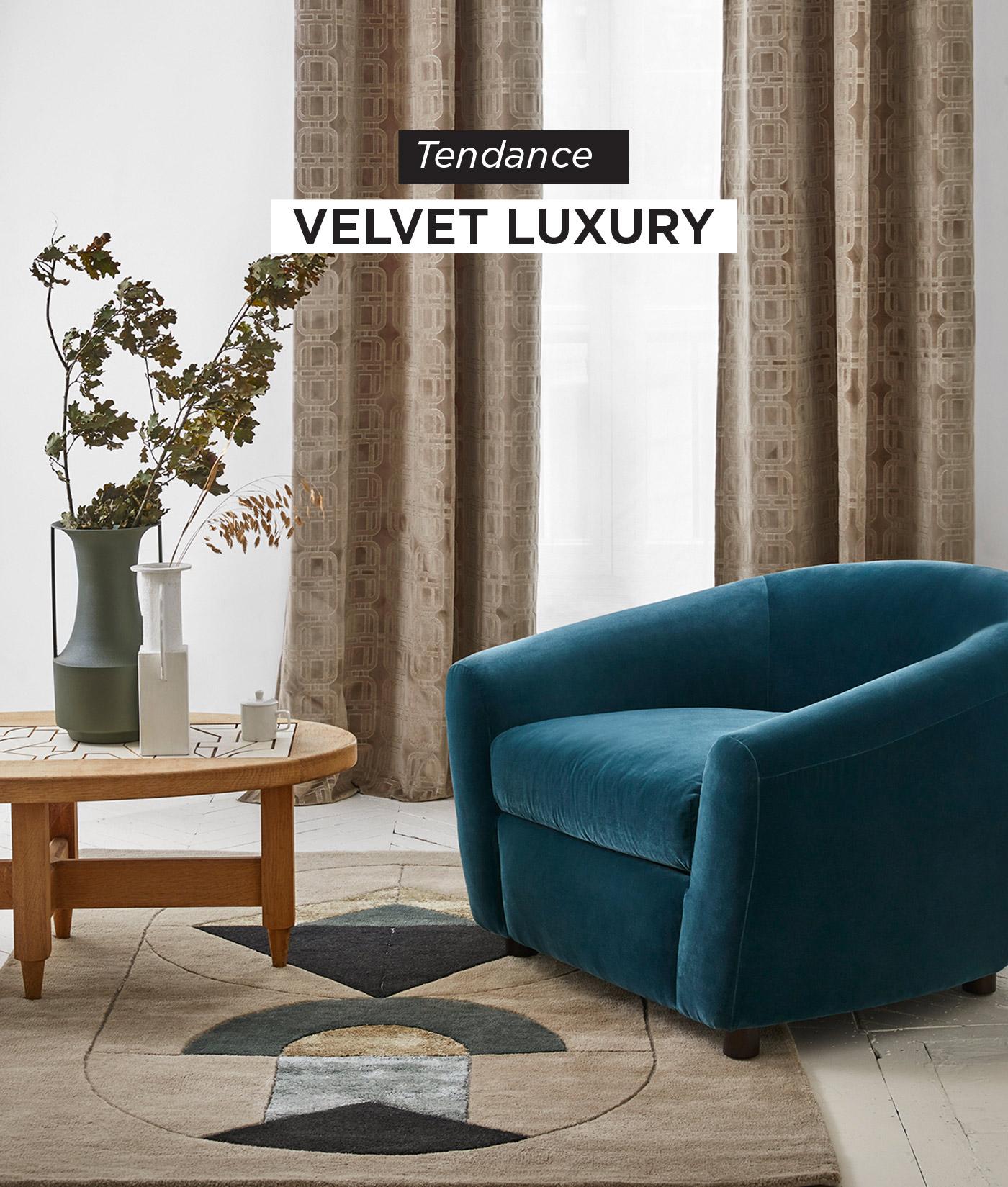 Tendance - Velvet Luxury